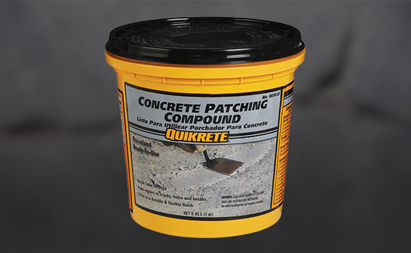 Quikrete Concrete Patch Compound