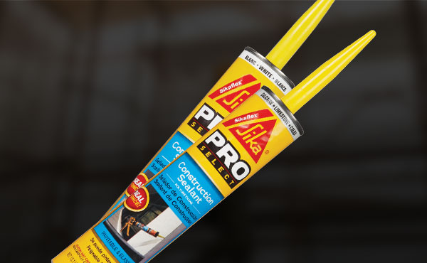 Sikaflex Select Construction Polyurethane Sealants