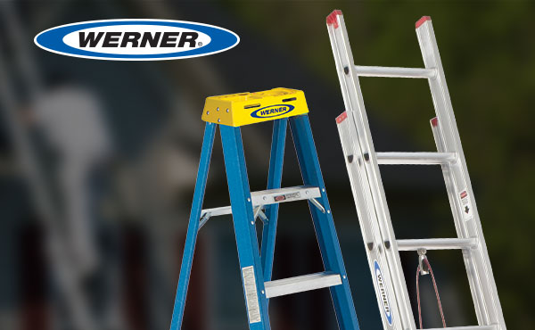 Werner Step or Extension Ladder
