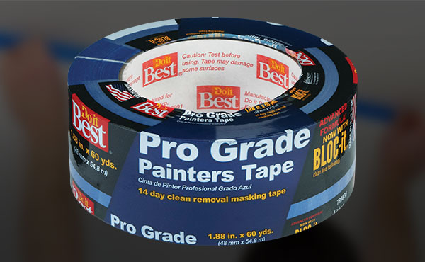 Do it Best Pro Grade Blue Painter's Masking Tape