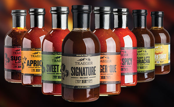 Traeger Barbeque Sauces/Marinades